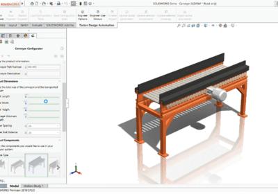3DCADアドイン 自動設計ツール|Tacton Design Automation