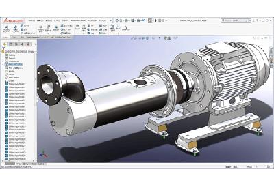 3次元CADソフトウェア SOLIDWORKS