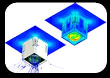Simcenter FLOEFDによる光学機器の熱-光学解析のページを掲載しました