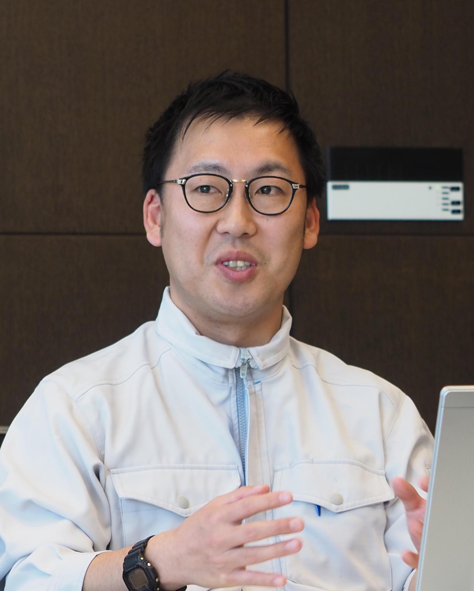 味の素株式会社 様 導入事例  渋⽊ ⼀晃氏