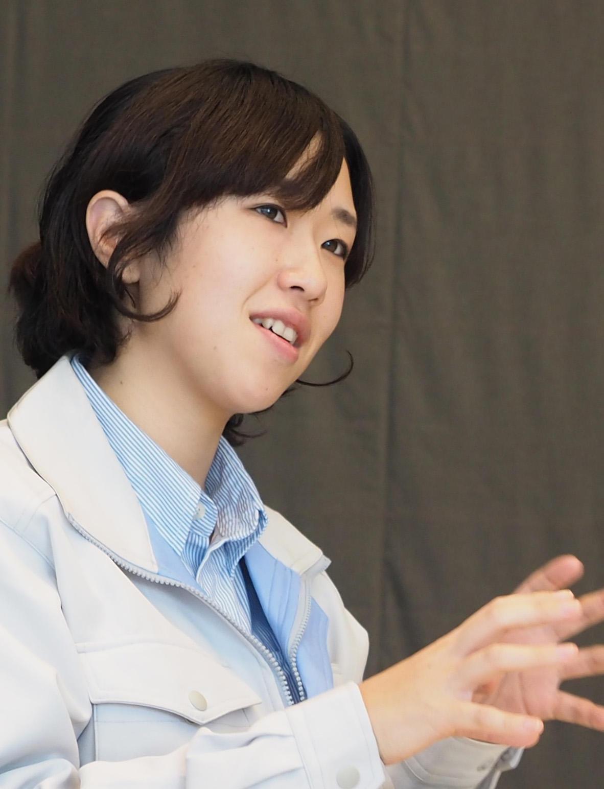 ⼭嵜 寿美氏