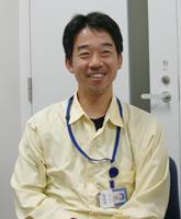 ビジュアルプロダクツ事業部 VI企画設計部 湯沢史夫氏