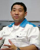 技術開発研究所 素材開発研究部 素材開発G長 神谷哲氏