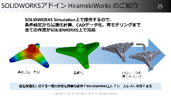 HiramekiWorks 製品紹介動画 サムネイル