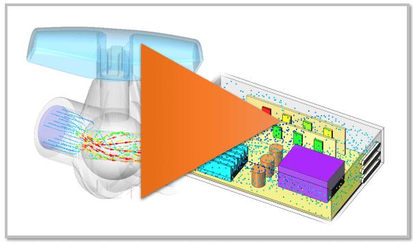 SOLIDWORKS Flow Simulation体験セミナー 講師説明動画
